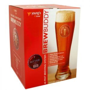 Young's BrewBuddy Bitter Starter Kit - 40 Pints
