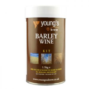 Young's Harvest Barley Wine - 24 Pints