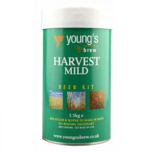 Young's Harvest Mild Kit - 40 Pints