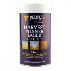 Young's Harvest Pilsner - 40 Pints