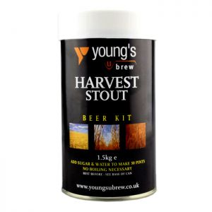 Young's Harvest Stout - 30 Pints