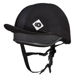 Charles Owen Young Riders Jockey Skull - Black