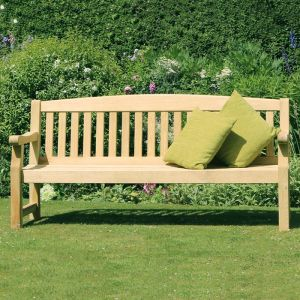 Zest 4 Leisure Emily 4 Seater Bench