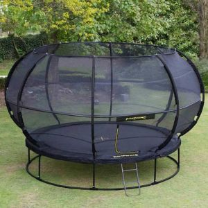 Jumpking ZorbPOD Round Trampoline - 14ft