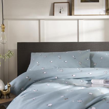 Spring bedding