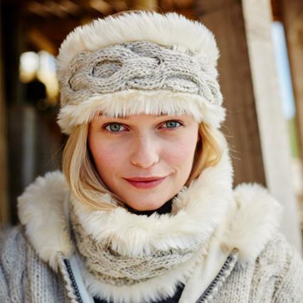Women's winter clothing