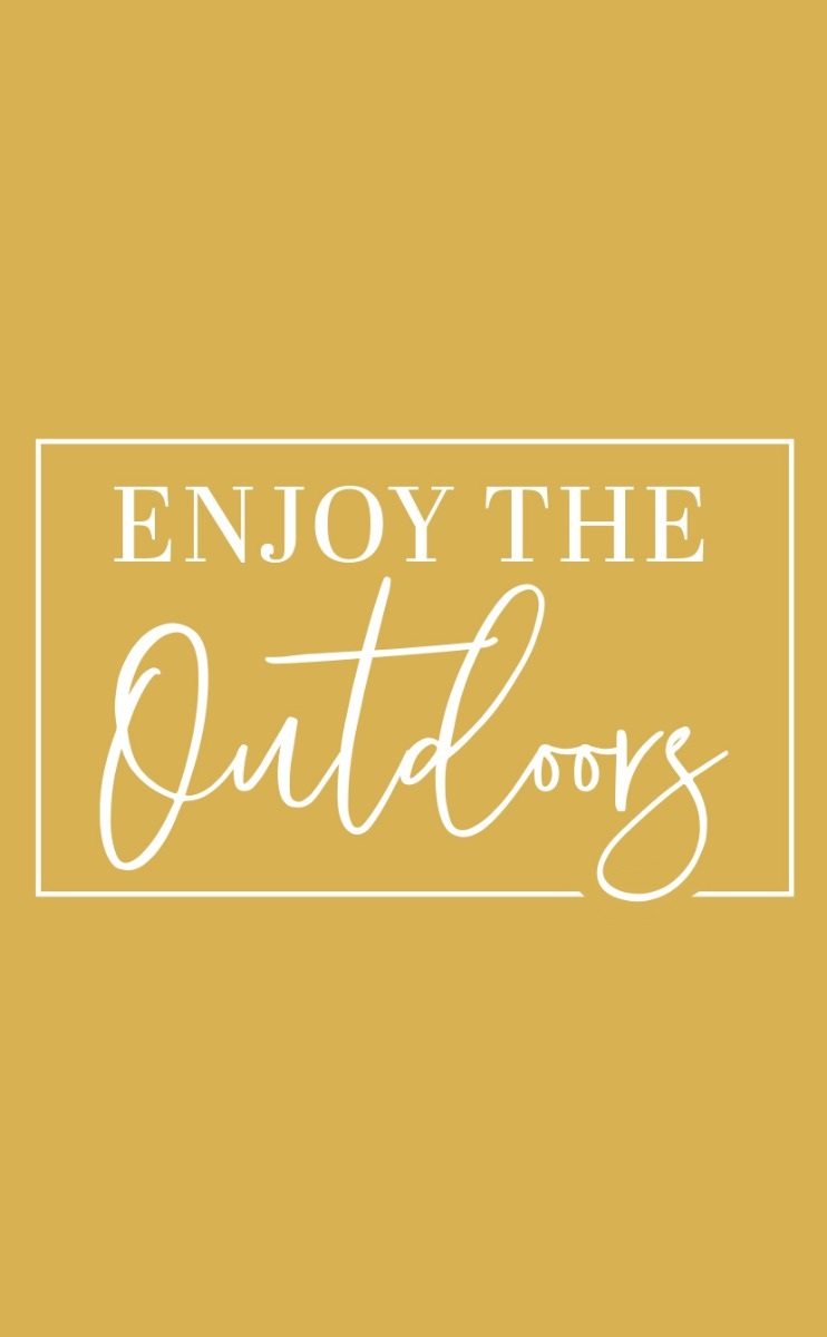 Enjoy the Outdoors at Charlies