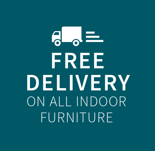 Free Delivery on Indoor Furniture at Charlies