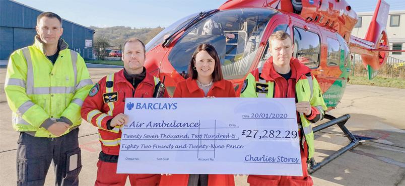 Charlies - Air Ambulance