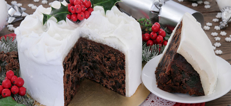 The Perfect Christmas Cake