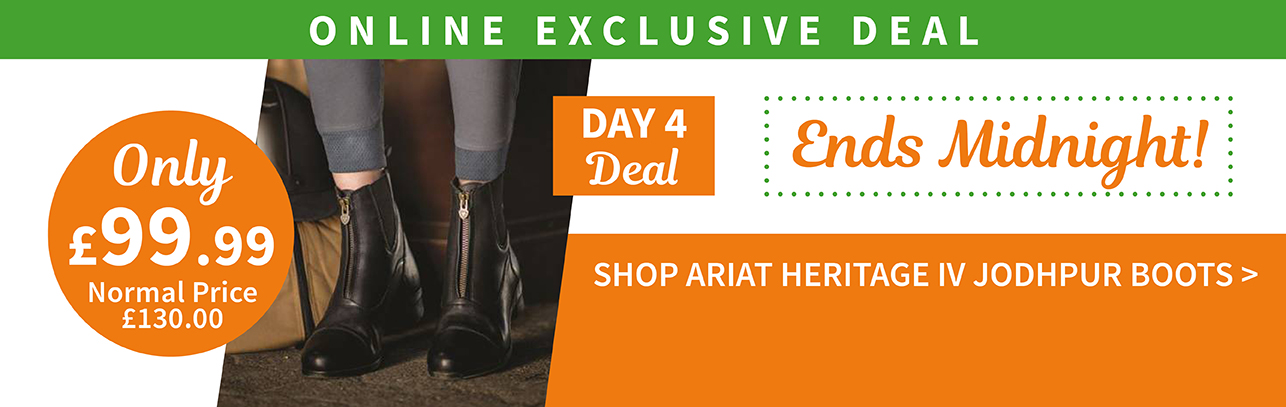 Special Offer - Ariat Heritage Boots