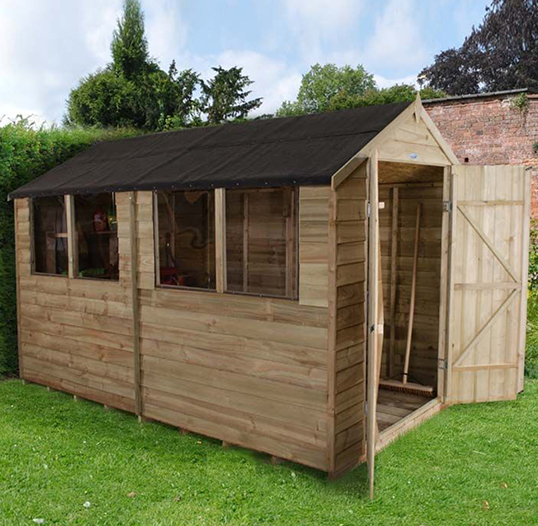 Garden Sheds at Charlies