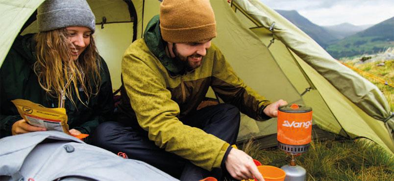 Charlies - Camping