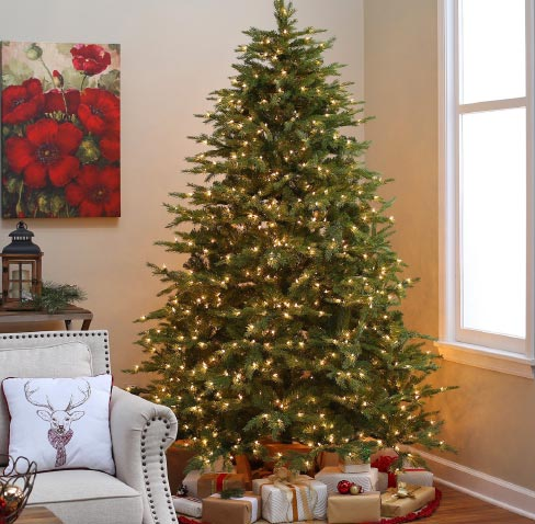 Artificial Christmas Trees & Stands