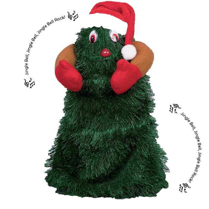 premier dancing christmas tree