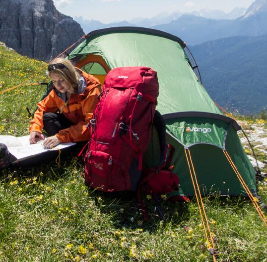 Camping at Charlies