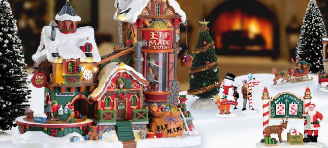 Christmas Villages