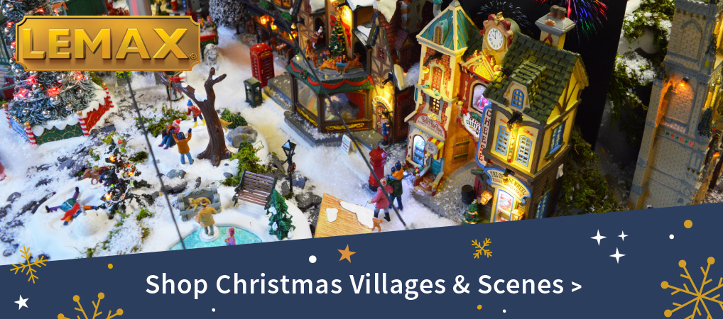 Lemax Christmas Villages