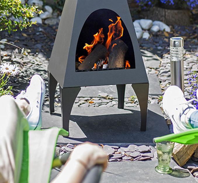Garden Heating
